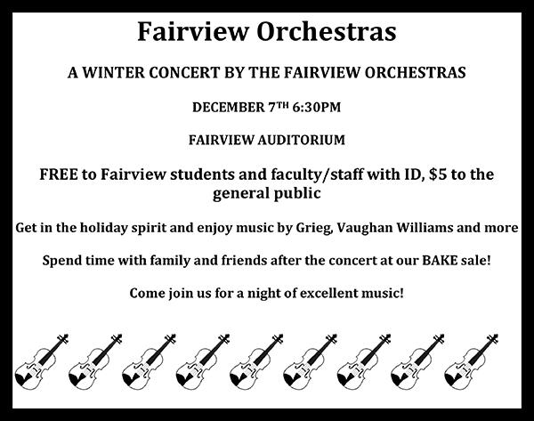 Fairview High School > FairViews Newsletter > Dec  1st, 2016