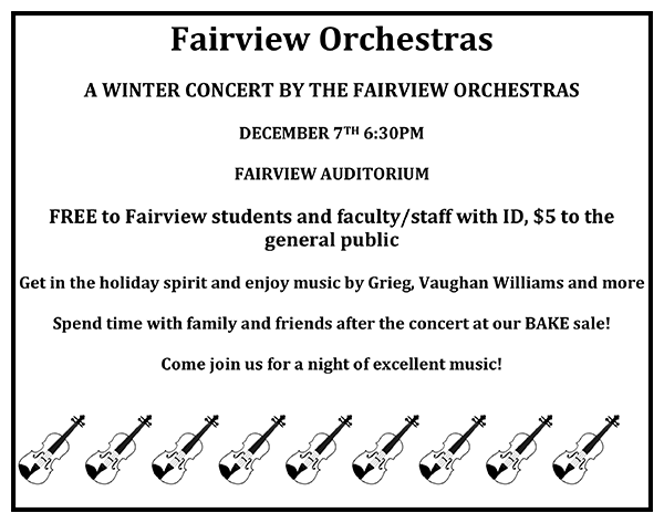 Fairview High School > FairViews Newsletter > Nov  15th, 2016