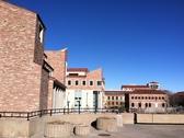 Campus at CU Boulder