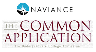 Naviance and the Common App