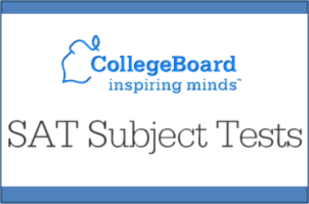 Information Systems college confidential subject tests