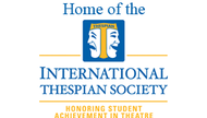 Thespian Logo