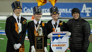 The Fairview Marching Knights took 3rd Overall in the CO State Championships 2018